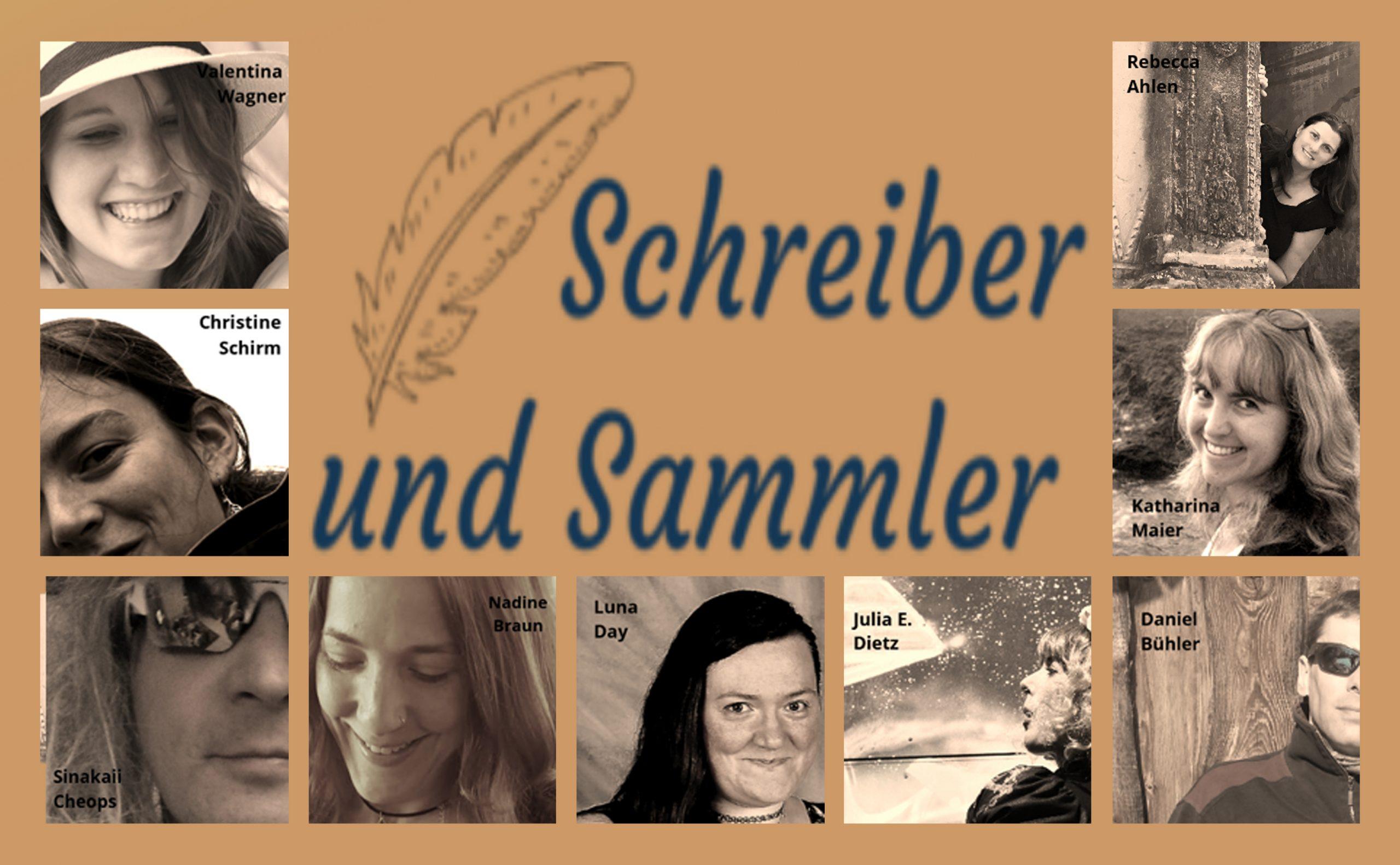 Schreiber und Sammler